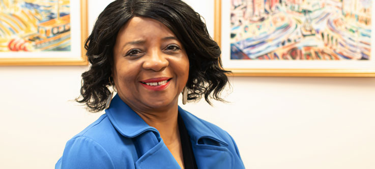 Diane Hawkins, Community Health Worker at Health Care Access Now