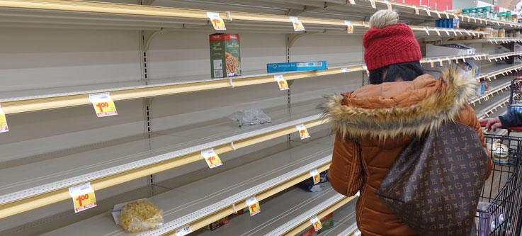 food scarcity, covid-19, cinncinnati