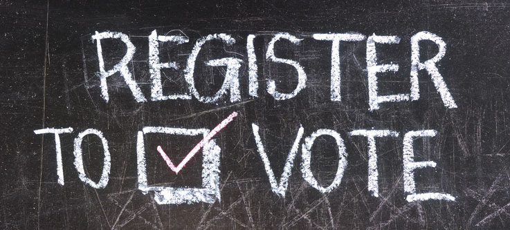 voter registration health disparities