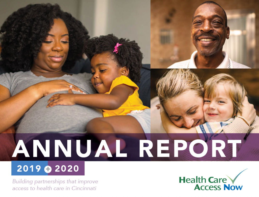 HCAN Annual Report 2109 & 2020