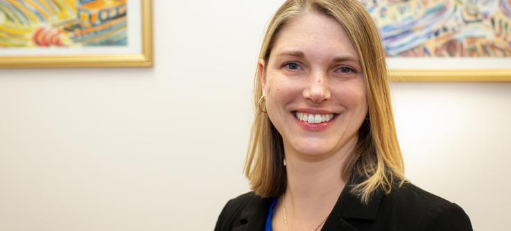 Sarah Mills, CEO