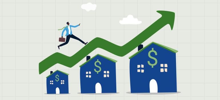 Rent increasing, causing negative impact on health